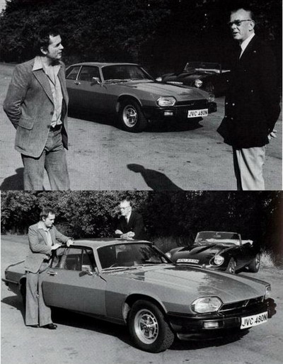 xj-s et phil HILL